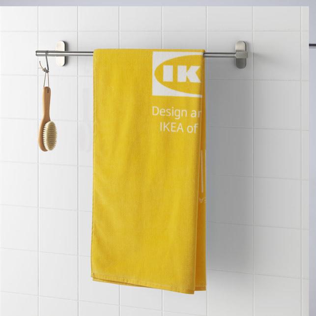 Ikea collection AFTERTRÄDA telo da bagno