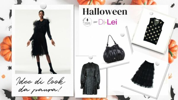 Halloween night: ideas for a look… scary and sustainable!