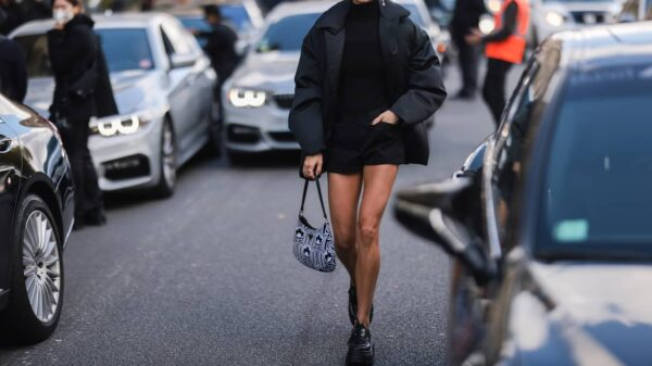 Total black: black is the protagonist of autumn!