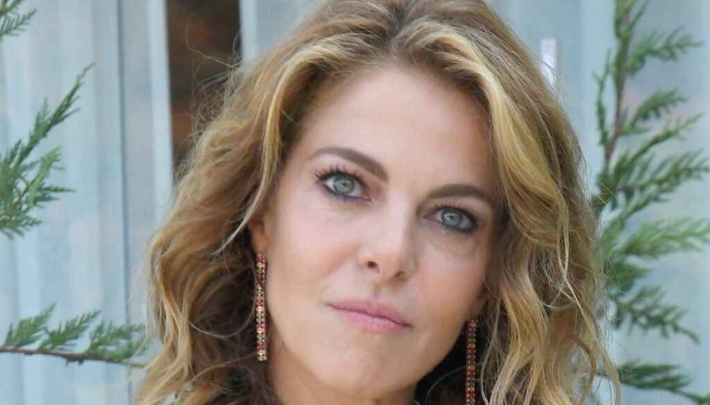 """Claudia Gerini, the truth about the paparazzo: """"He brought out the worst in me"""""""