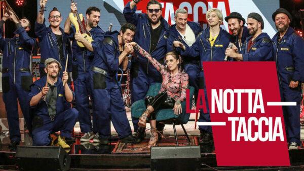 La Nottataccia: the most bizarre Original series of the moment arrives on RaiPlay