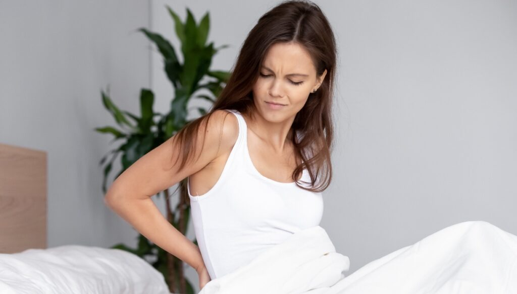 Muscle aches at night: what strategies to adopt