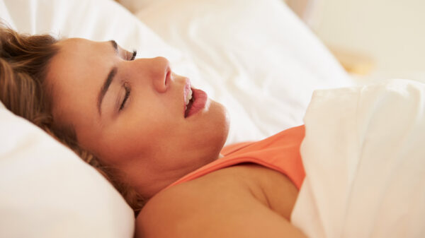 OSAS, what is the risk in case of obstructive sleep apnea