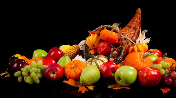 October: fruit and vegetables of the month to bring to the table