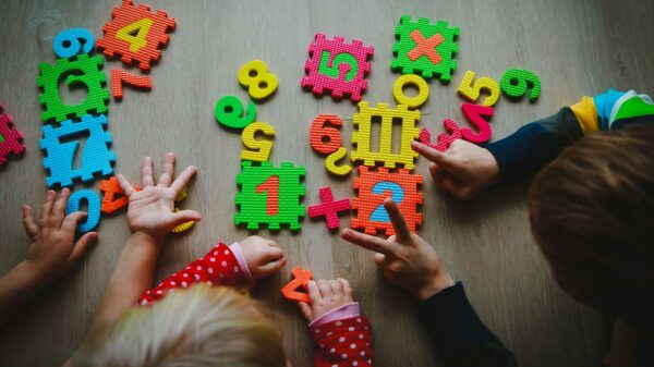 Primary math for all learning styles