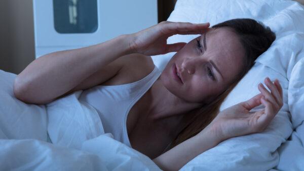 Thus migraine ruins sleep